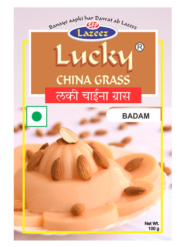 China Grass Badam